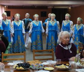 День пожилого человека 1 октября 2015